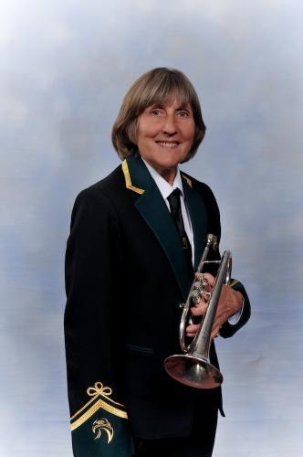 Sue Emery<br>3rd Cornet
