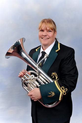Lynda Yarwood<br>2nd Baritone