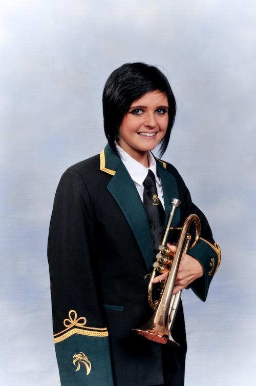 Hayley Cocksey<br>Principal Cornet